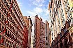 High rise buildings, New York, USA