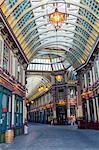 Leadenhall Market, London, England, United Kingdom, Europe