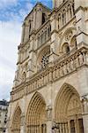 Cathedral Notre Dame de Paris, France