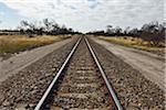 Railroad, Culburra, Dukes Highway, South Australia, Australia