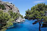 Sa Calobra, Majorca. Sa Calobra. Spain.