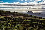 Beautiful landscape of Tenerife, Canary Islands. Spain