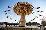 Grona Lund amusement park, Djurgarden, Stockholm, Sweden, Scandinavia, Europe
