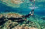 Man with Harpoon, Adriatic Sea, Dalmatia, Croatia