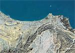 Colour satellite image of Muscat, Oman. Image taken on December 27, 2013 with Landsat 8 data.