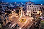 Cagliari at night, Sardinia, Italy