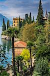 Villa Monastero, Varenna, Lake Como, Lombardy, Italy