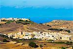 Mediterranean Europe, Malta, Gozo Island, Zebbug Parish church