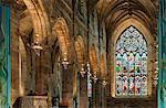 Europe, Scotland, Edinburgh, St Giles Cathedral