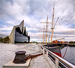 Europe, Scotland, Glasgow, Glasgow Riverside Museum