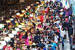 Asia, Republic of Korea, South Korea, Seoul, Noryangjin fish market