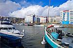 Bristol harbour, Bristol, England, United Kingdom, Europe