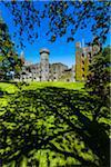 Penrhyn Castle, Llandegai, Bangor, Gwynedd, Wales, United Kingdom