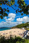 Porthminster Beach, St Ives, Cornwall, England, United Kingdom