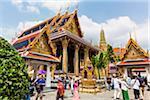 Wat Phra Kaew, Phra Nakhon District, Bangkok, Thailand