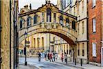 Bridge of Sighs, Oxford University, Oxford, Oxfordshire, England, United Kingdom