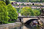 River Avon, Bath, Somerset, England, United Kingdom