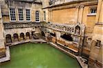 Roman Baths, Bath, Somerset, England, United Kingdom