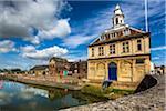 Custom House, Purfleet Quay, King's Lynn, Norfolk, England, United Kingdom