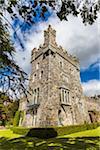 Glenveagh Castle, Glenveagh National Park, County Donegal, Ireland