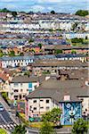 Bogside, Londonderry, County Londonderry, Northern Ireland, United Kingdom
