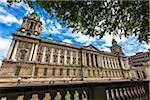 Belfast City Hall, Belfast, County Antrim, Northern Ireland, United Kingdom