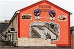 Wall Mural, Protestant Loyalist Area, Belfast, Northern Ireland, United Kingdom