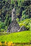 St Kevin's Church, Glendalough, monastic settlement, Wicklow, Ireland