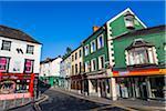 Street scene, Kilkenny, County Kilkenny, Ireland