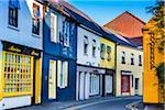 Buildings and street scene, Kinsale, County Cork, Ireland
