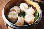 Steamed pork dumplings (China)