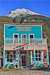 Restaurant Building, Silverton, Colorado, United States of America, North America