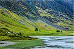 Scottish Highlands near Glencoe, Scotland, United Kingdom