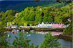 Harbour at Portree, Isle of Skye, Scotland, United Kingdom