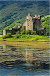 Eilean Donan Castle, Dornie, Scottish Highlands, Scotland, United Kingdom