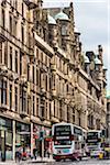 Royal Mile, Old Town, Edinburgh, Scotland, United Kingdom