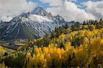 Colorado fall splendor