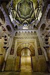 The Mezquita of Cordoba, UNESCO World Heritage Site, Andalucia, Spain, Europe