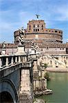 Castel Sant Angelo, Rome, Lazio, Italy, Europe