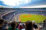 Baseball in the Yankee Stadium, The Bronx, New York, United States of America, North America