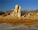 Tufas (calcium carbonate), Mono Lake, Tufa State Reserve, California, United States of America, North America