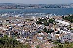 Marina and harbour, Portland, Dorset, England, United Kingdom, Europe