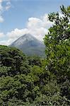 Arenal Volcano, Arenal, Costa Rica