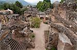 Ruins of San Francisco Monastery, Antigua, UNESCO World Heritage Site, Guatemala, Central America