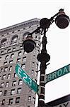 Flatiron Building, Broadway, Manhattan, New York City, New York, United States of America, North America