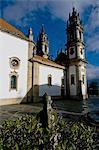 Santuario Nossa Senhora dos Remedios, UNESCO World Heritage Site, Lamego, Portugal , Europe