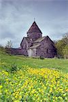 Eurasia, Caucasus region, Armenia, Lori province, Sanahin monastery, Unesco World Heritage site