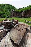 Eurasia, Caucasus region, Nagorno Karabakh, independent Armenian enclave officially within Azerbaijan, Dadivank Monastery