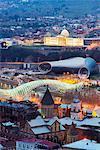 Eurasia, Caucasus region, Georgia, Tbilisi, Presidential Palace