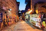 Turkey, Mediterranean Region, Turquoise Coast, Pamphylia, Antalya, souvenir stand